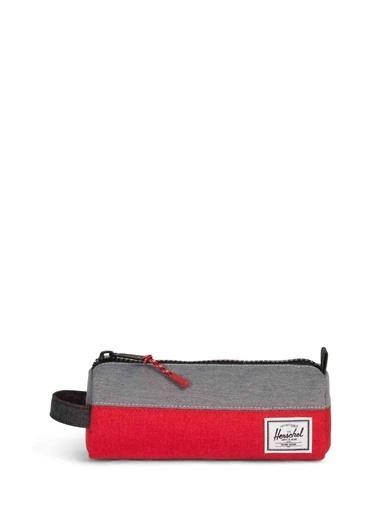 Herschel Kalem Çantası Kırmızı